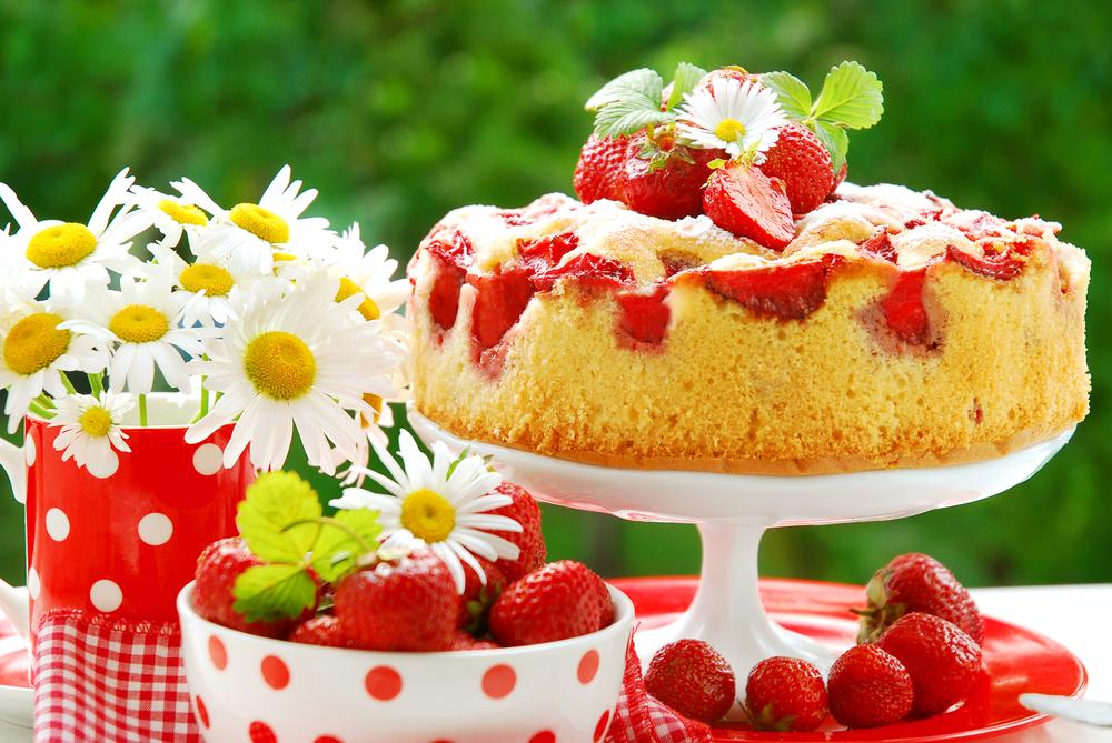 Extreem Taart bakken met stevia (natuurlijke zoetstof) in plaats van  ST18